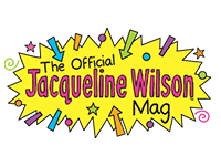 The official Jacqueline Wilson Mag Logo