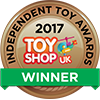 Toyshop UK award 2017